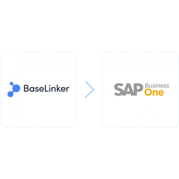 Orders sync from BaseLinker to SAP Business One (MS SQL)
